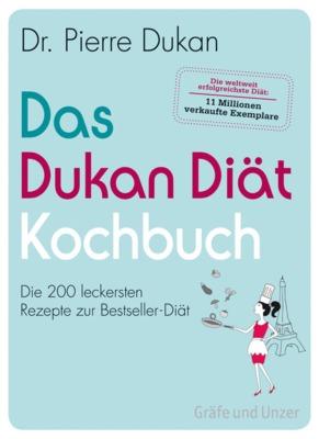 GU Das Dukan Diät Kochbuch