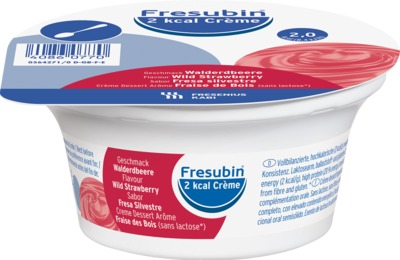 FRESUBIN 2 kcal Creme Walderdbeere im Becher