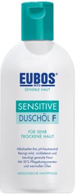 EUBOS SENSITIVE Dusch Öl F