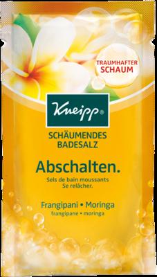 KNEIPP SCHÄUMENDES BADESALZ Abschalten