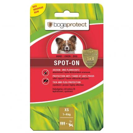 bogaprotect Spot-On Hund XS