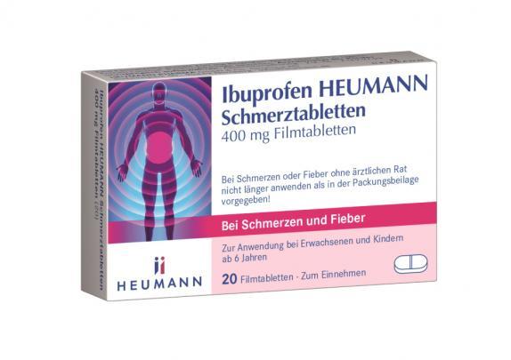 Ibuprofen Heumann