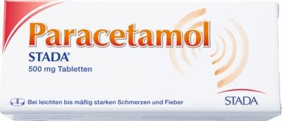 Paracetamol STADA 500mg