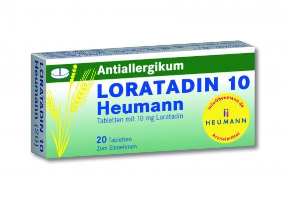 Loratadin 10 Heumann