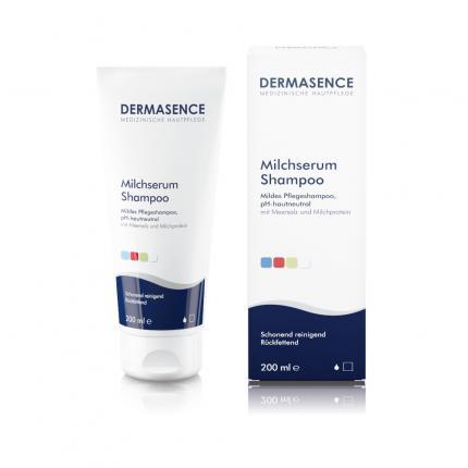 DERMASENCE Milchserum Shampoo