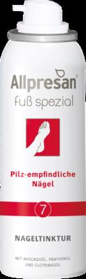 Allpresan Fuß spezial Nr.7 Nagel-Tinktur Pilz-empfindliche Nägel