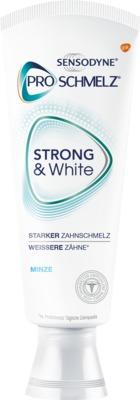 SENSODYNE ProSchmelz strong & white Zahnpasta
