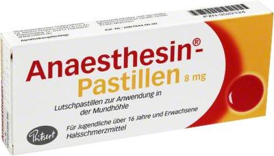 Anaesthesin