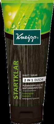 KNEIPP Aroma Pflegedusche startklar
