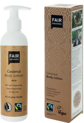 FAIR SQUARED Body Lotion Coconut