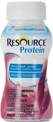 RESOURCE Protein Drink Waldbeere