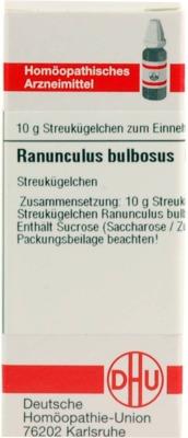 RANUNCULUS BULBOSUS D 12 Globuli