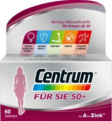 CENTRUM für Sie 50+ Capletten
