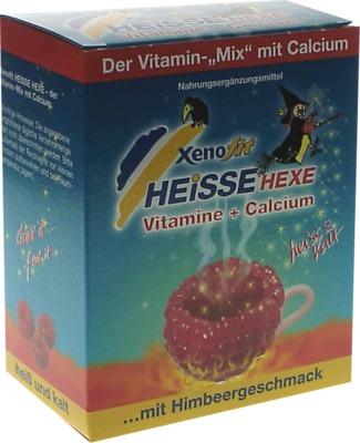 XENOFIT heiße Hexe Granulat Beutel