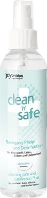 CLEAN 'N SAFE Pumplösung