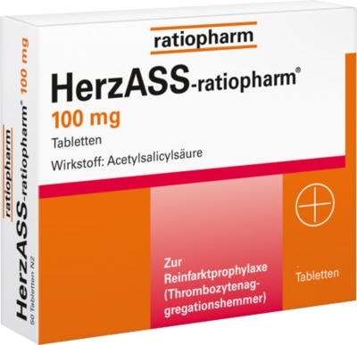 HerzASS-ratiopharm 100mg