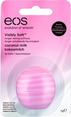 EOS VS sichtbar weich Lippenbalsam Kokosnussmilch Blister