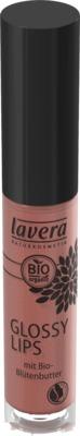 LAVERA Glossy Lips 12 hazel nude