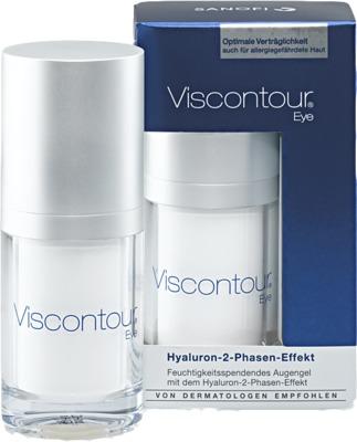 VISCONTOUR Eye Pumplösung
