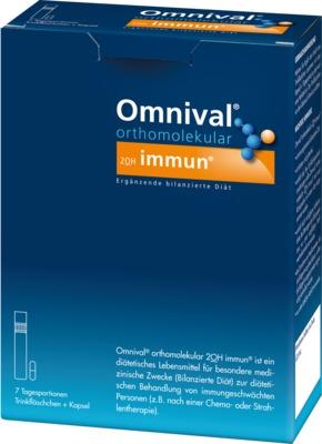 OMNIVAL orthomolekul.2OH immun 7 TP Trinkfl.