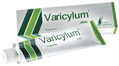 VARICYLUM aktiv Pflegesalbe