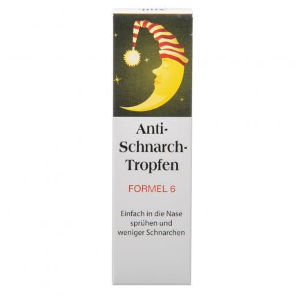 ANTI SCHNARCH Tropfen Formel 6