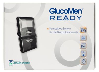 GLUCOMEN READY Set mg/dl