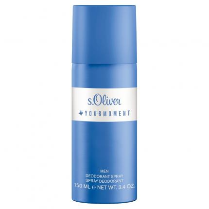 s.Oliver YourMoment Men Deo