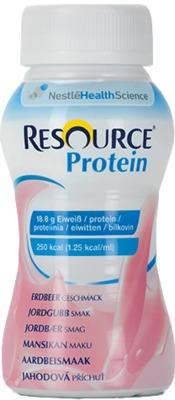 RESOURCE Protein Drink Erdbeer