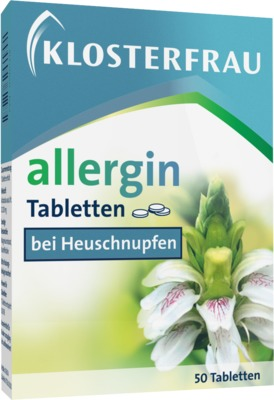 KLOSTERFRAU Allergin Tabletten