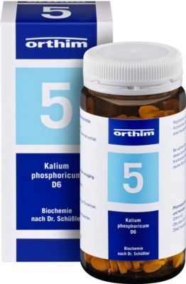 Biochemie Orthim 5 Kalium phosphoricum D 6 Tabletten