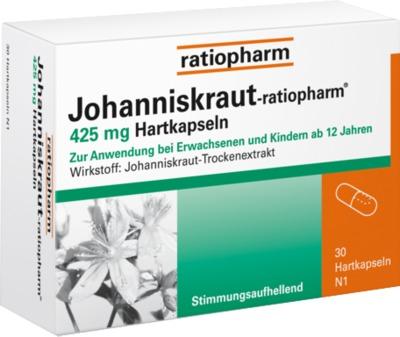 JOHANNISKRAUT-ratiopharm 425mg
