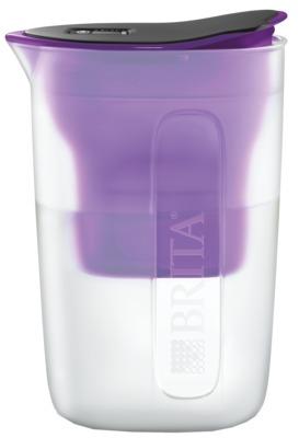 BRITA fill & enjoy Wasserfilter Fun purple