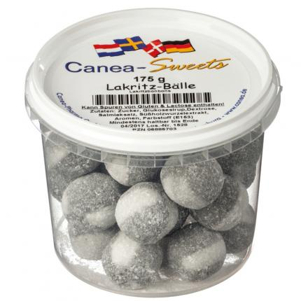 CANEA Sweets Lakritz Bälle