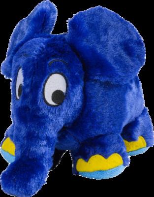 WARMIES blauer Elefant