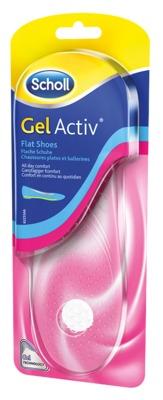 SCHOLL GelActiv Einlegesohlen flache Schuhe