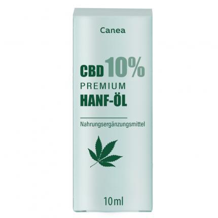 Canea Cbd 10% Premium Hanf-öl