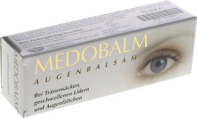 MEDOBALM Augenbalsam