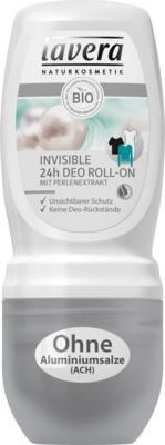 LAVERA Deo Roll-on Invisible Bio-Perle