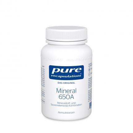 PURE ENCAP MINERAL 650A