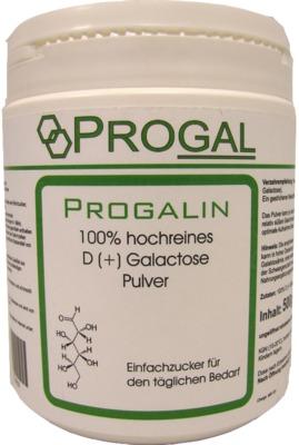 PROGALIN 100% hochreines Galactose Pulver
