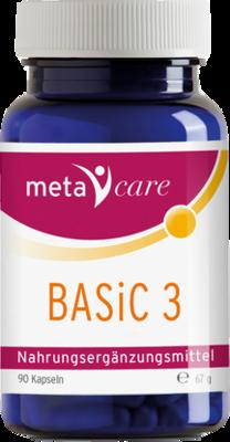 META CARE Basic 3 Kapseln