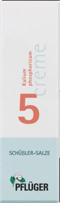 BIOCHEMIE Pflüger 5 Kalium phosphoricum Creme