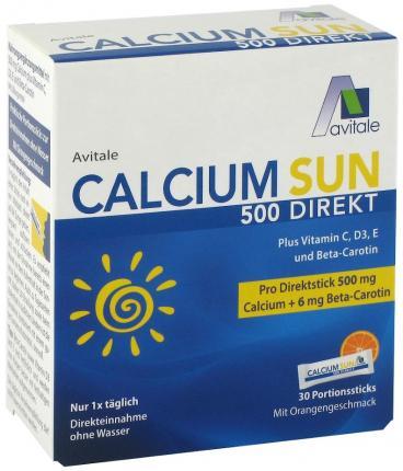 CALCIUM SUN 500 DIREKT