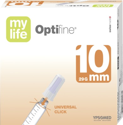 MYLIFE Optifine Pen-Nadeln 10 mm