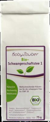 BABYZAUBER Bio-Schwangerschaftstee 1