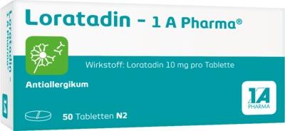Loratadin-1A Pharma