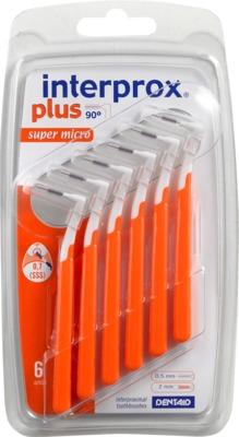 interprox plus super micro orange Interdentalbürsten