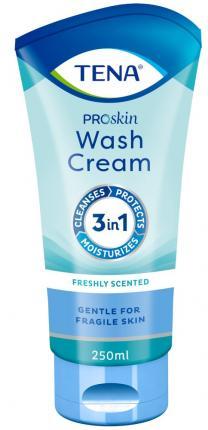 TENA PROskin Wash Cream 3in1