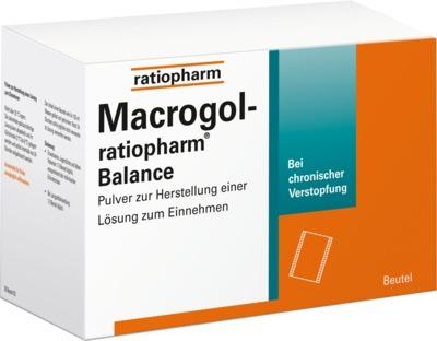 Macrogol-ratiopharm Balance